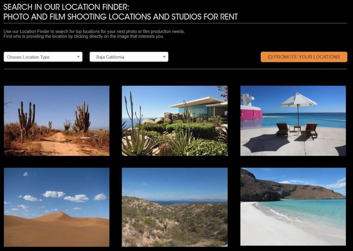 paradise location finder 1