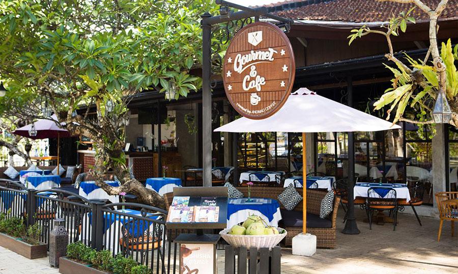 Gourmet Cafe Bali